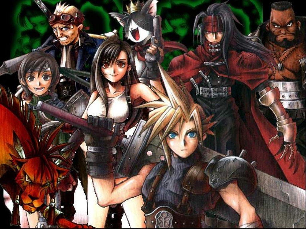 final-fantasy7 『Final Fantasy VII』 | JCナレッジマネジメン