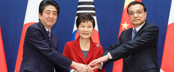 China - Japan - South Korea Trilateral Summit In Seoul