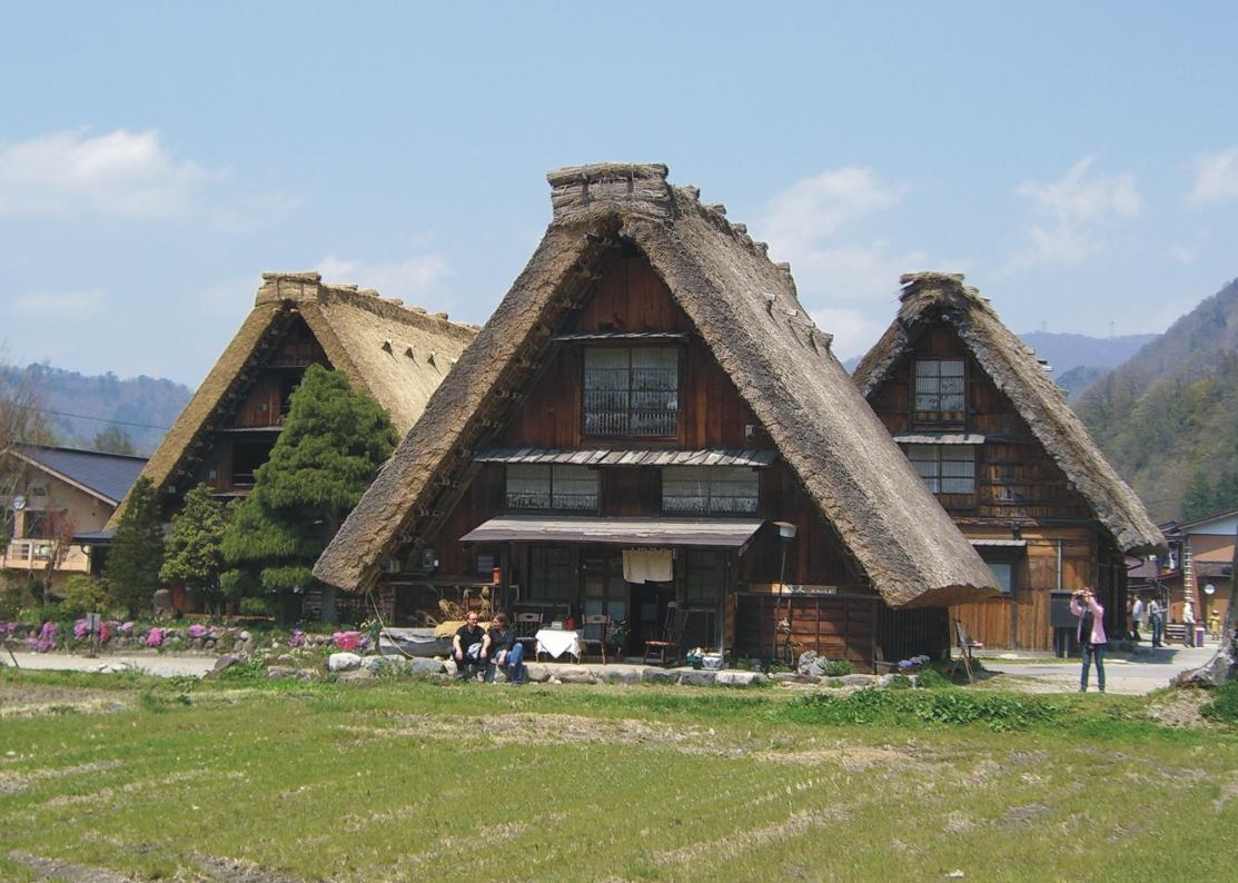 在岐阜县有特色的观光名所很多 ... : 地方別 都道府県 : 都道府県